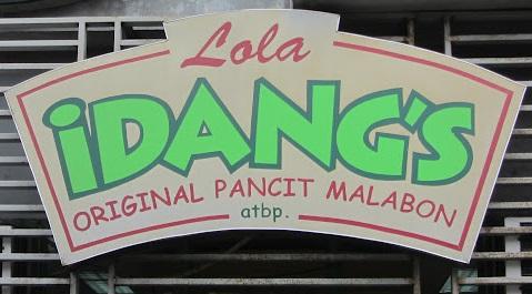 LOLA IDANG'S ORIGINAL PANSIT MALABON