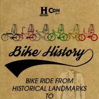 Bike History at HistoryCon 2017