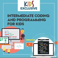 Intermediate Coding and Programming for Kids