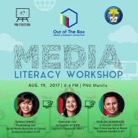 Out Of The Box: A Media Literacy Workshop