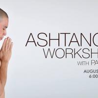 Ashtanga Workshop with Patrick Santos