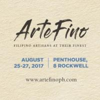 ArteFino: Filipino Artisans At Their Finest