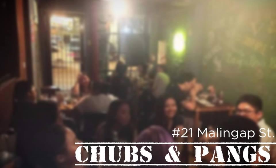 CHUBS AND PANG'S