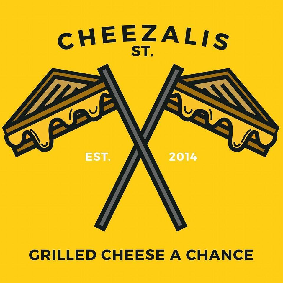 CHEEZALIS STREET GRILLED CHEESE