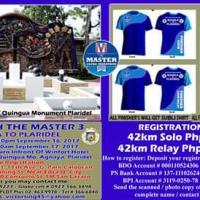 Manila To Plaridel Marathon 2017