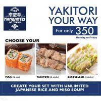 Yakitori Your Way