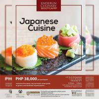 10-Day Culinary Boot Camp: Japanese Cuisine