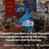 AFEX 2017 - International Expo Philippines