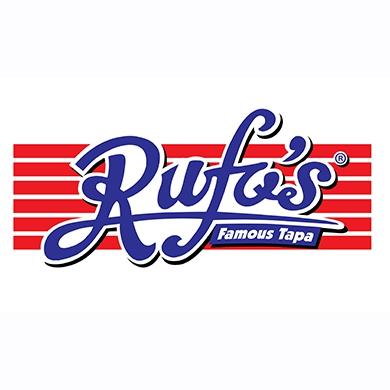 RUFO'S FAMOUS TAPA