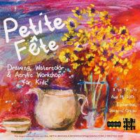 Petite Fete: Art for Kids!