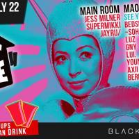 RIOT HOUSE SEE YOU SPACE COWBOY AT BLACK MARKET