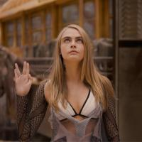 "Cara Delevingne Stars In Visually Captivating Movie ""Valerian"""