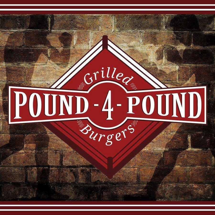 Pound 4 Pound Grilled Burgers