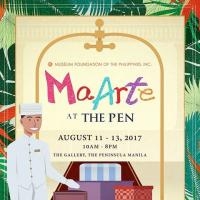 MaArte at the Pen