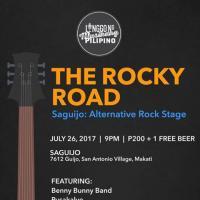 OPM LINGGO NG MUSIKANG PILIPINO 2017 THE ROCKY ROAD AT SAGUIJO CAFE + BAR EVENTS