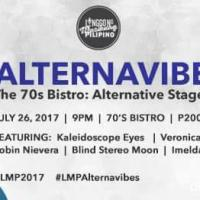 ALTERNAVIBES AT 70'S BISTRO