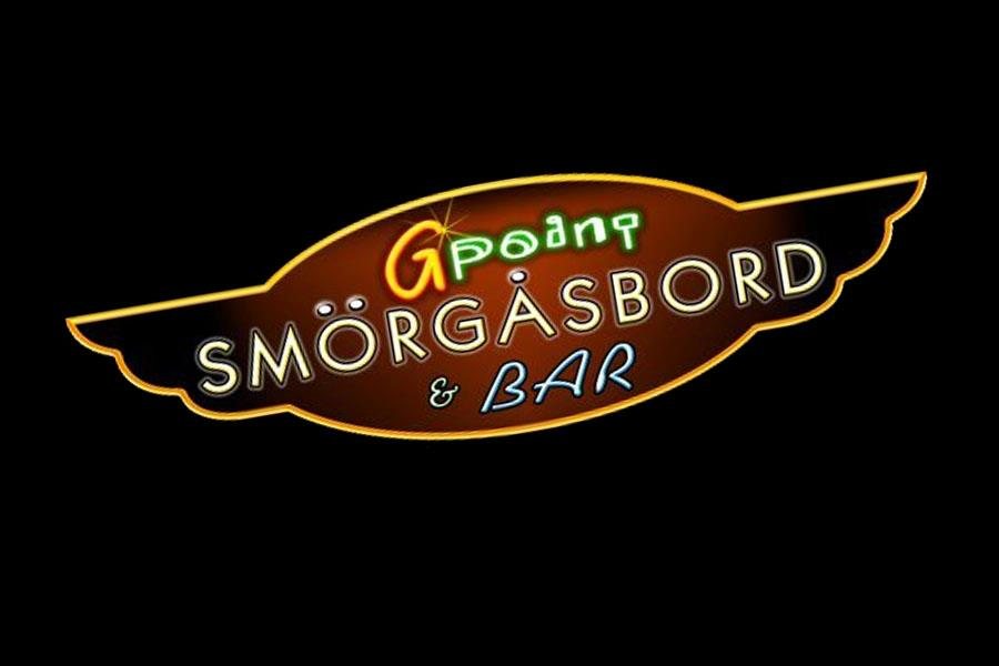 G-Point Smorgasbord and Bar
