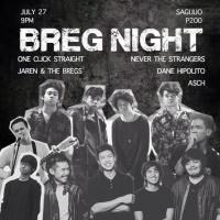 BREG NIGHT AT SAGUIJO CAFE + BAR EVENTS