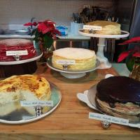 Crepe Cake Workshop