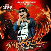 SMUGGLAZ BIRTHDAY CONCERT AT WALWALAN OVERVIEW RESTO