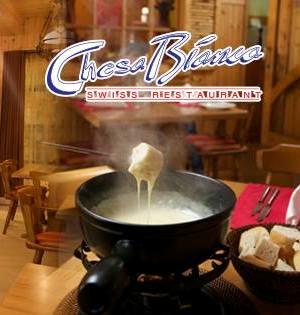 Chesa Bianca Swiss Restaurant