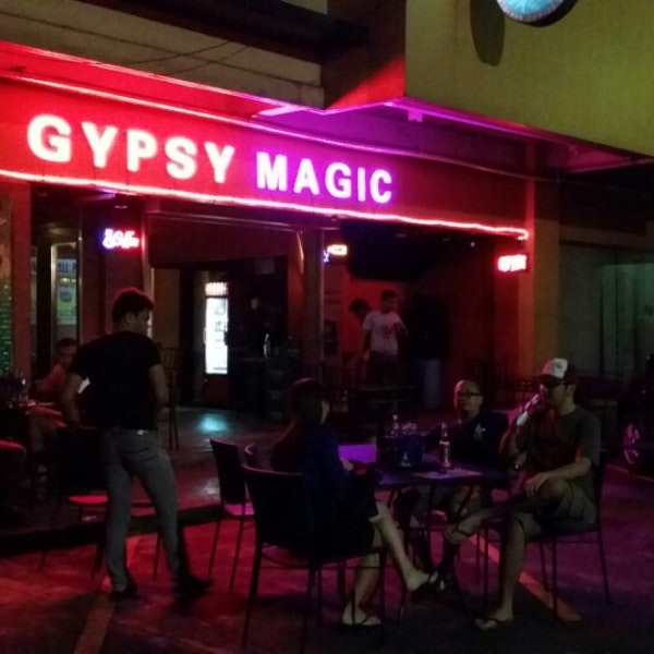 Gypsy Magic Resto-Bar, Curios & Cafe