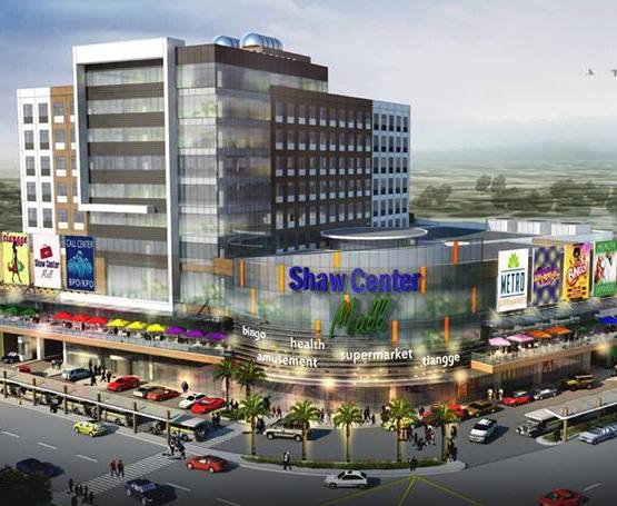 Shaw Center Mall