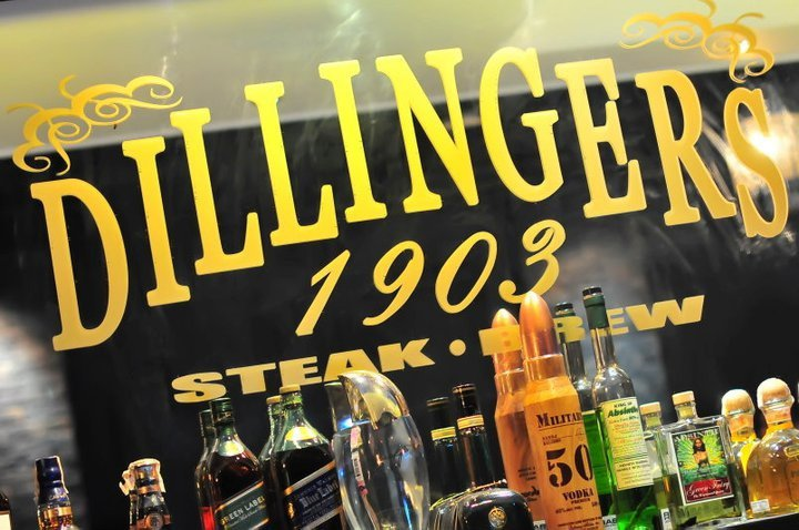 Dillingers 1903 Steak & Brew
