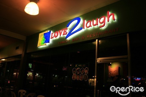 Love 2 Laugh Comedy Bar