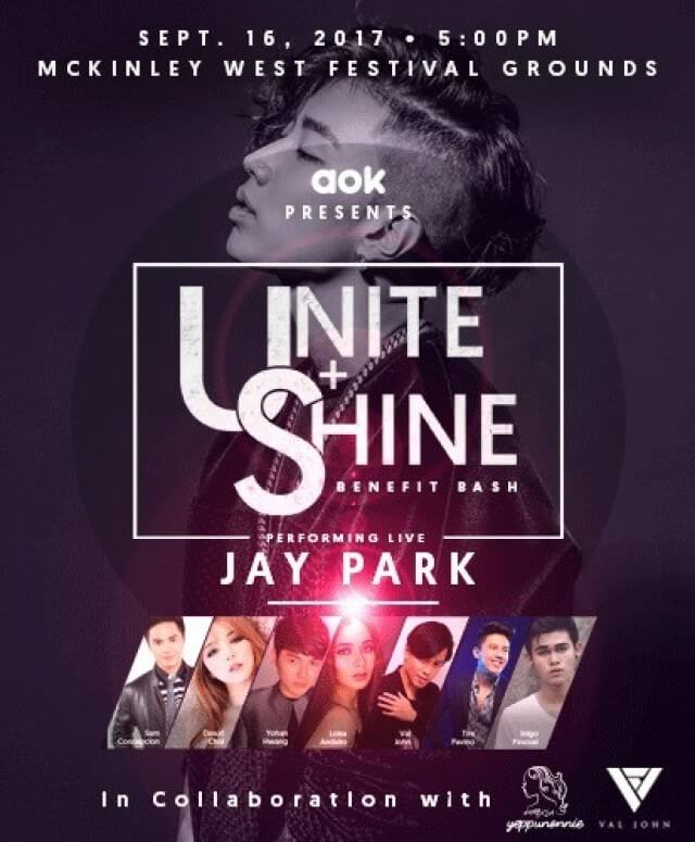 Unite+Shine Benefit Bash With Jay Park