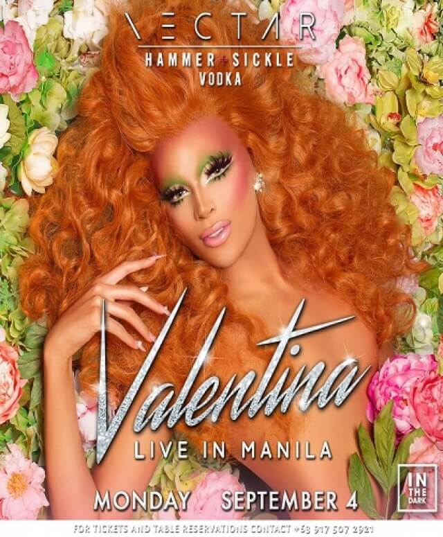 Valentina Live in Manila