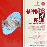 Happiness is A Pearl