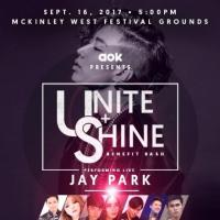Unite+Shine Benefit Bash With Jay Park