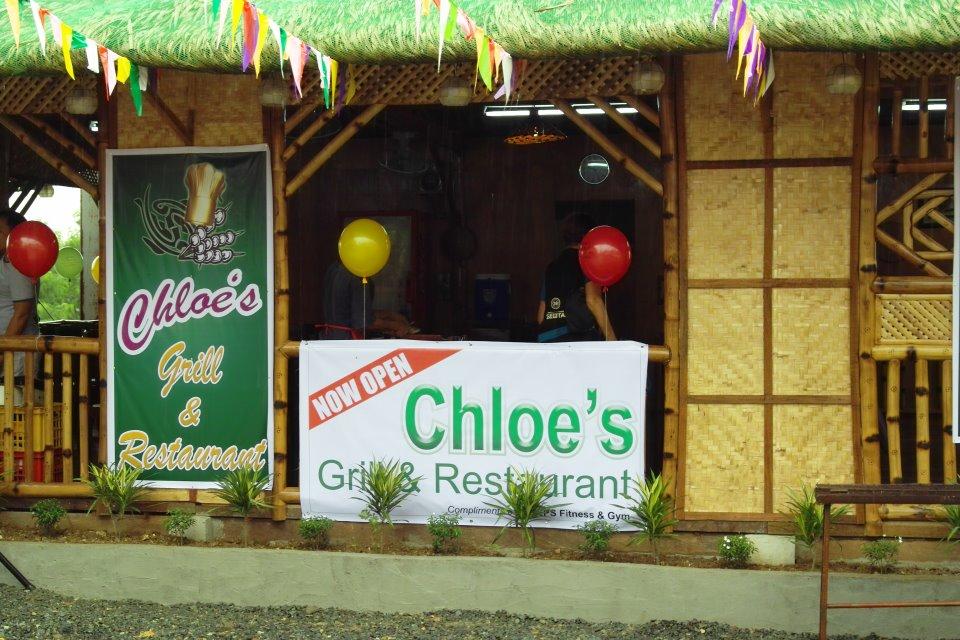 CHLOE'S GRILL & RESTAURANT