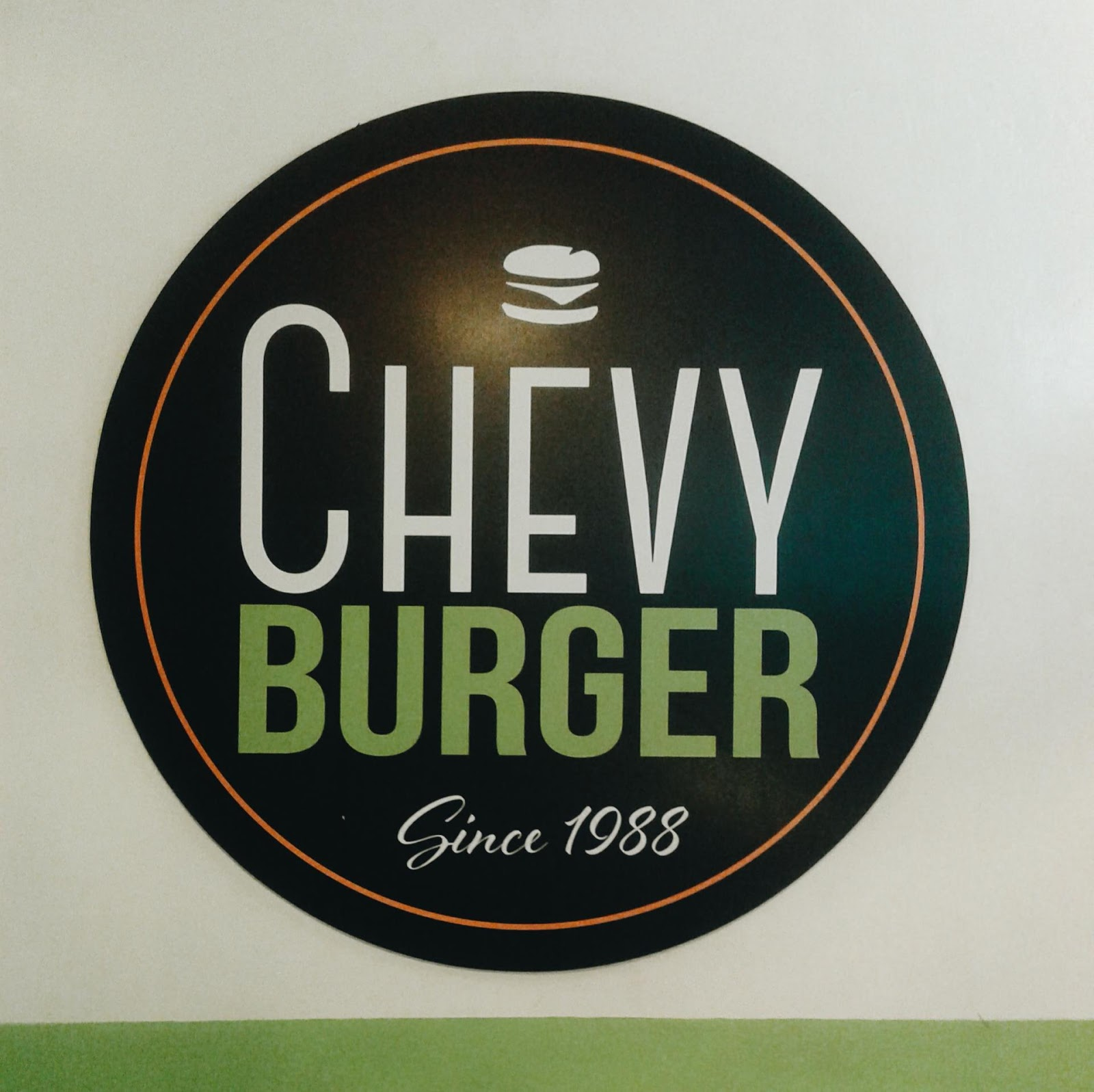 CHEVY BURGER