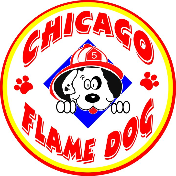CHICAGO FLAME DOG