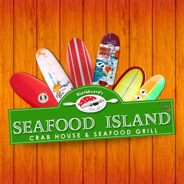 BLACKBEARD'S SEAFOOD ISLAND - MARQUEE MALL