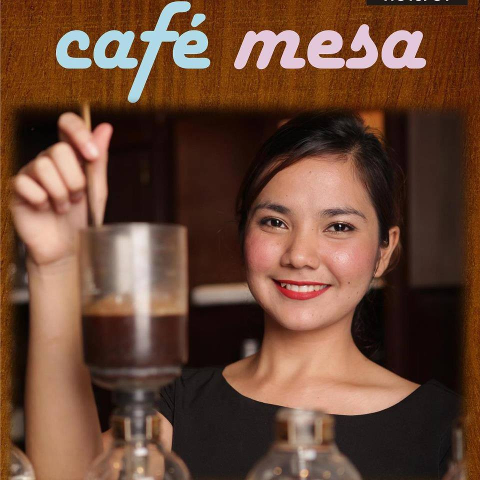 CAFE MESA COFFEE SHOP