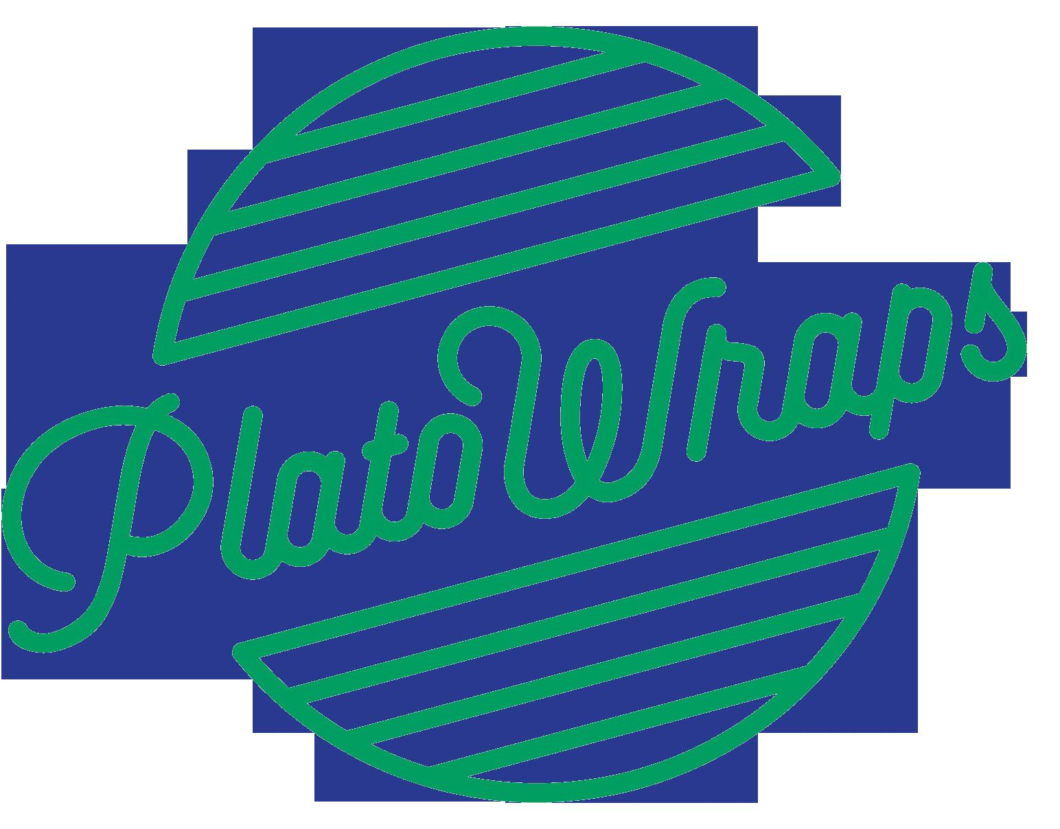 PLATO WRAPS