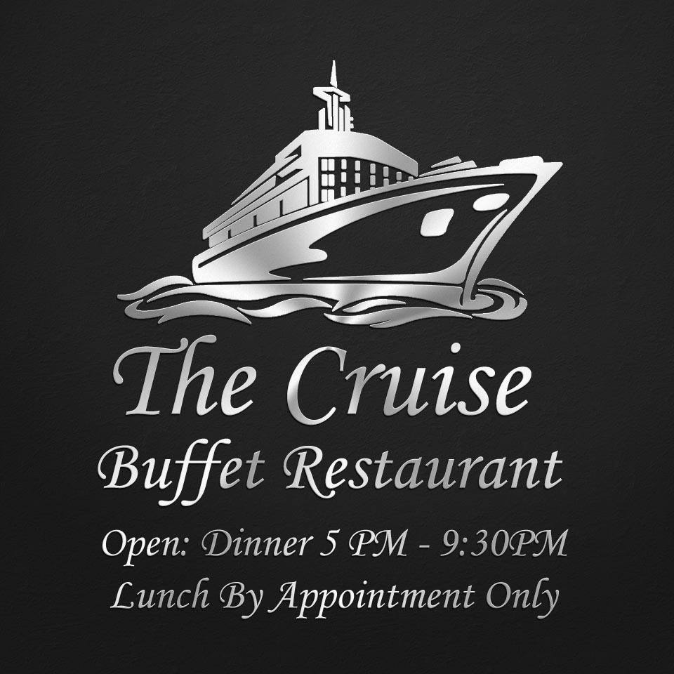 THE CRUISE BUFFET RESTAURANT