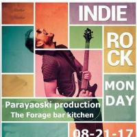INDIE ROCK MONDAY  AT The Forage Bar + Kitchen