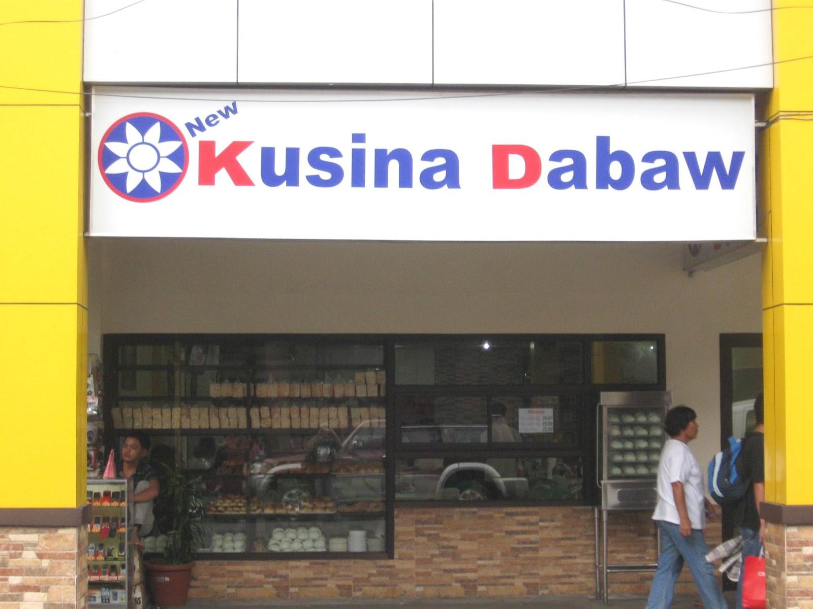 KUSINA DABAW