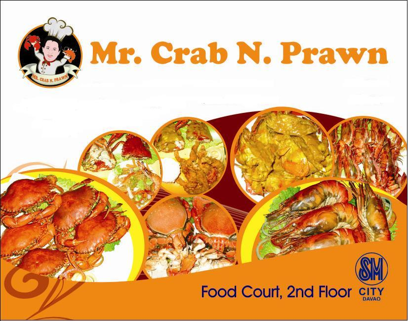MR. CRAB N. PRAWN