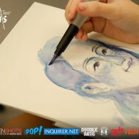 Portraits 360: Manila's First Portrait Drawing Event