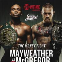 MAYWEATHER VS. MCGREGOR AT SKINNY MIKES SPORTS BAR