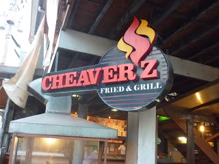 CHEAVERZ FRIED & GRILL
