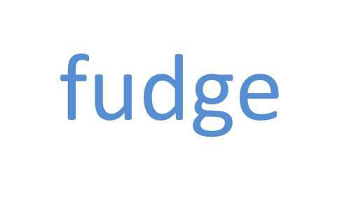 FUDGE RESTAURANT