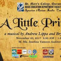 "SMCQC's Ignacian Marian Theatre Company Staged the Re-imagined Version of the Classic Tale ""A Little Princess"""