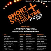 Short+Sweet Theatre Manila 2017 Week 2 Set 4
