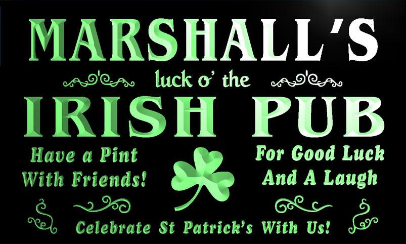 MARSHALL'S IRISH PUB BAR & RESTAURANT